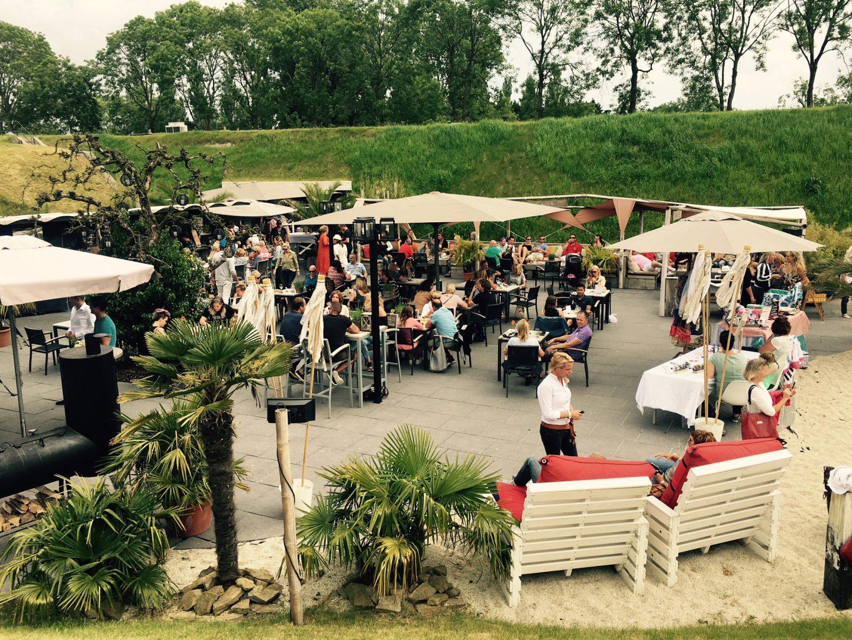 Poterne restaurant (Fort Resort Beemster)