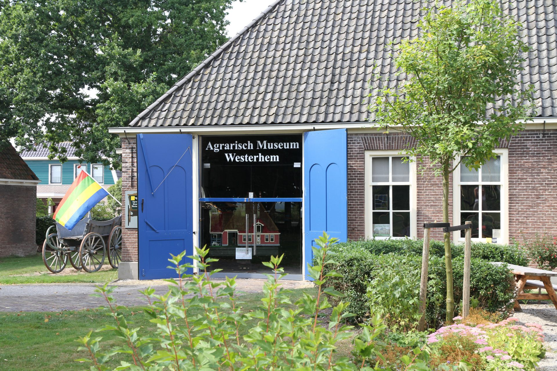 Foto Agrarisch Museum Westerhem