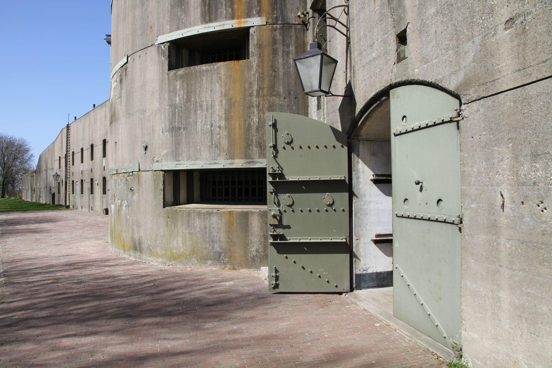 Fort bij Spijkerboor opent de deuren