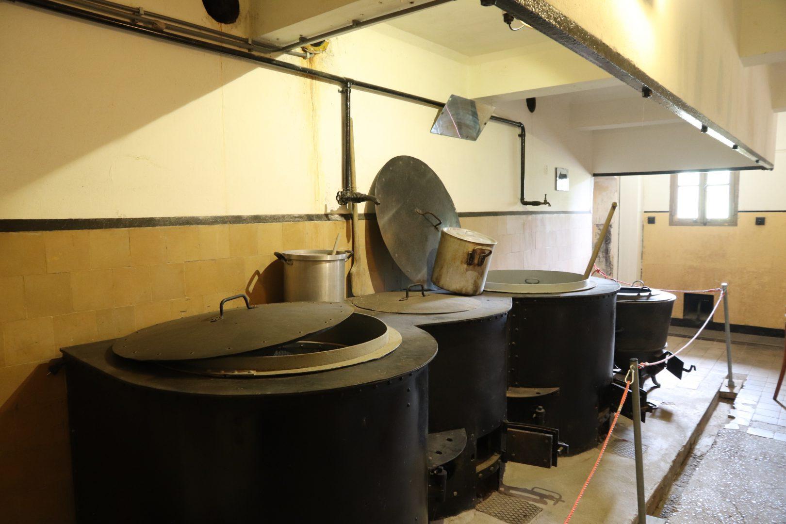 Keuken in Fort bij Spijkerboor