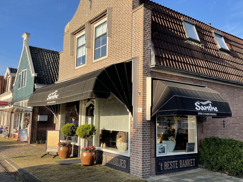 Brood- en banketbakkerij Santhe