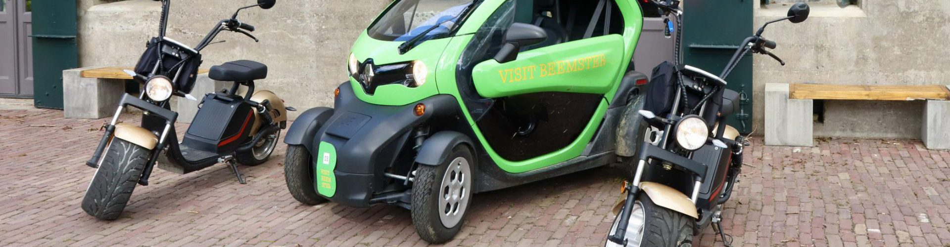 VISIT Beemster Twizy en scooter IMG_9083